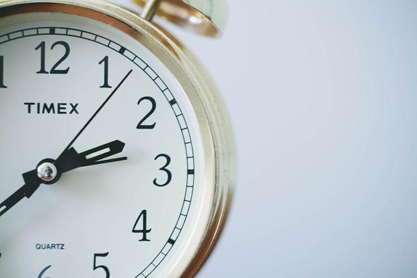 体内時計のサイクルでわかる!もっとも集中力が上がる時間はいつ?