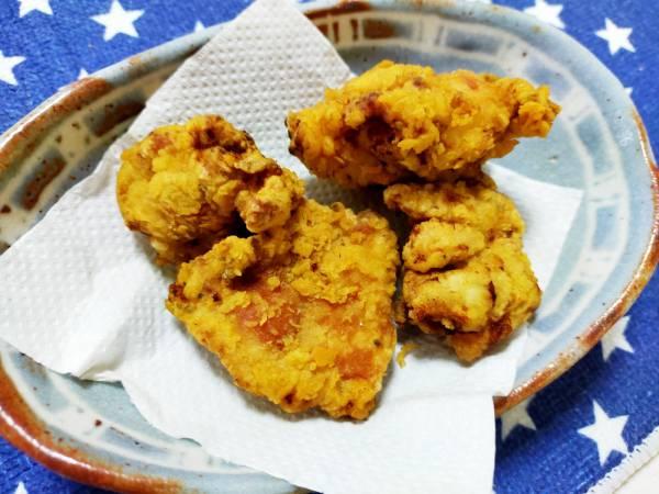 ハーブの鶏から揚げ