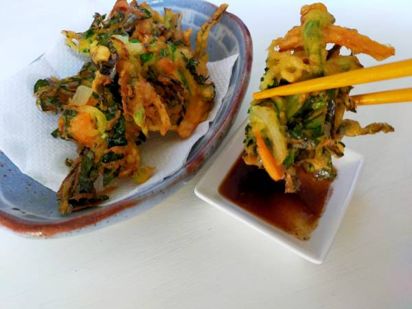 沖縄野菜天ぷら